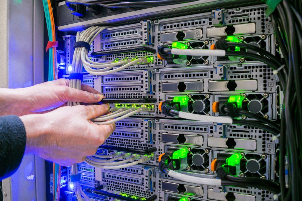 Complex Network MPLS and MPBGP