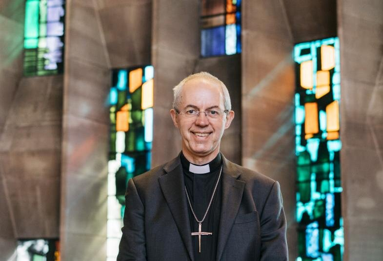 Picture of Justin Welby - Credit Jacqui J. Sze