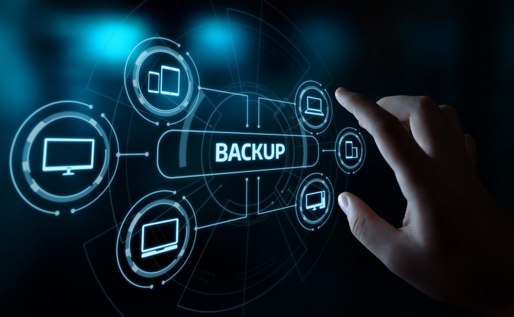 World Backup Day 2021 - Five things to do...