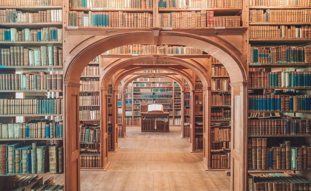 A library would be useless if the books weren't ordered logically, similarly when storing data electronically a logical organisation is required